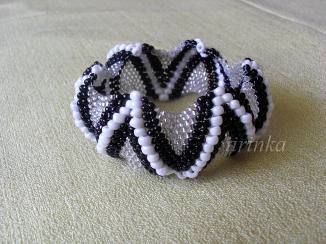 плетение из бисера браслеты - Схемы.