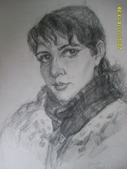 художник-портретист,  живописец,  иллюстратор