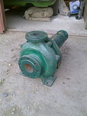 Центробежный консольный насос К80-50-250