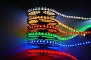 светодиодная лента - разные цвета - в наличии - от 900 тг Павлодар