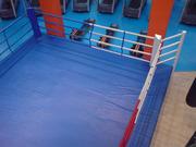 Ринги боксёрские напольный