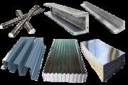 металлопрокат: арматура,  швеллер,  балка двутавровая,  уголок стальной