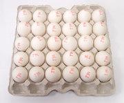 Яйцо куриное столовое нефасованное 1-ой категории Павлодар