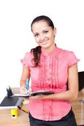 Сотрудник в офис с педагогическим образованием