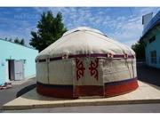 Продажа казахских национальных 6-8-12-16 канатных юрты