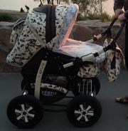 Детская коляска VERDI MERC 5