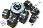 электромагнитные многодисковые Муфты и тормоза ETM-132-3H,  ETM-142