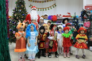 Новогодние костюмы для детей от 2650тг