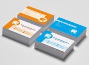 Визитки,  листовки,  буклеты,  меню,  пластиковые карточки,  наклейки и т.д