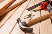 Услуги профессиональных плотников