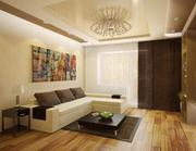 Предлагаем ремонт залов и гостиных