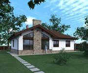 Предлагаем строительство одноэтажных домов