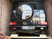 Отправка автомобилей в контейнерах из Москвы